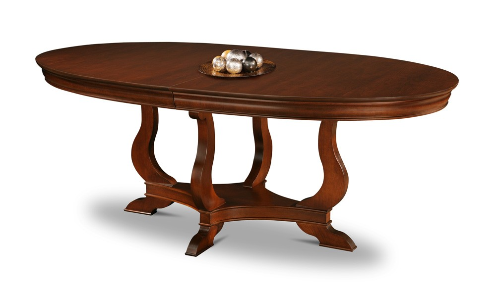 of oval dining ideas within pedestal wood on table reclaimed best room
