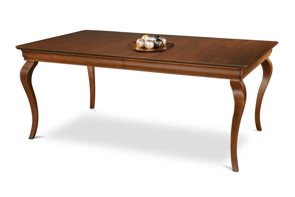 Louis philippe rectangle dining table louis philippe for Table louis philippe