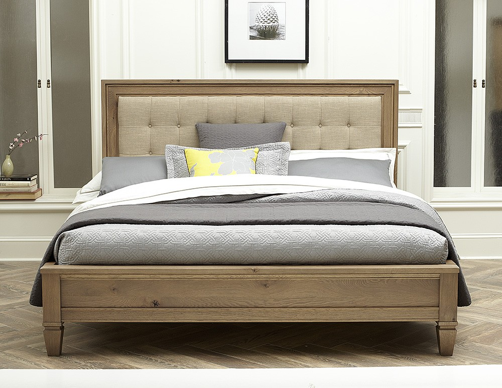 Odeon Upholstered Bed - Odeon - Bedroom - By Collections - Collection