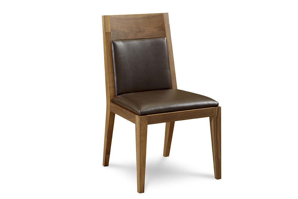 Phase Upholstered Back Side Chair