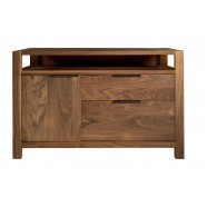 Phase File Credenza in Toast