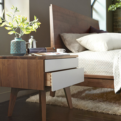 Serra Bedroom By Collections Collection