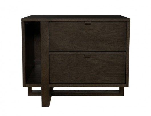 Fulton Magazine Nightstand Right