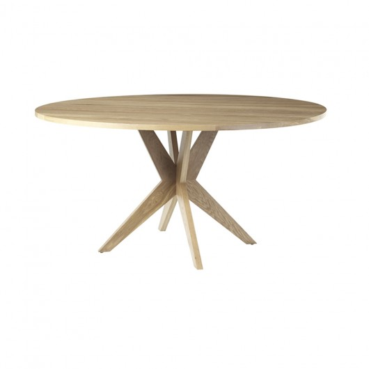 "Fulton 60"" Round Table"