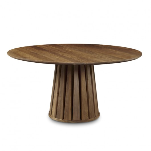 "Phase 60"" Round Pedestal Table"