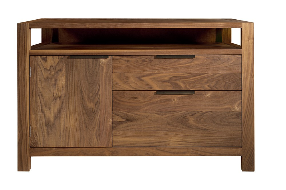 Credenza Contemporary : Modern office credenza contemporary